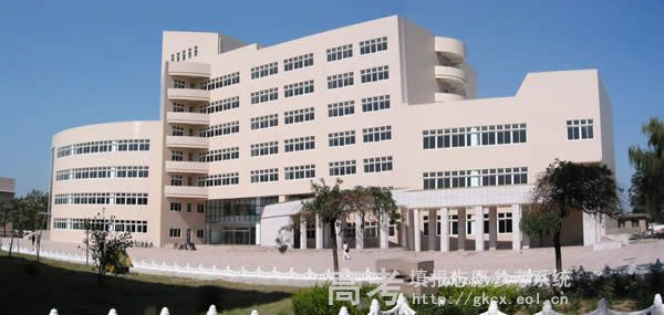 河北联合大学           理工第五教学楼