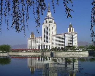 內蒙古工業大學校園風景 內蒙古工業大學教務處,風景,地址