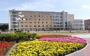 内蒙古工业大学  校园一角