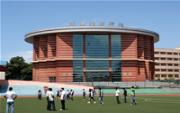 北京工业职业技术学院  校园一角