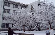 北京现代职业技术学院  校园一角