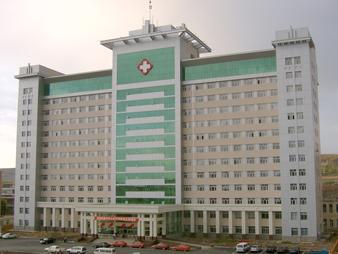 牡丹江医学院  校园一角