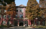 湖南文理学院  校园一角