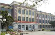 青岛科技大学  校园一角