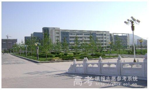 齐鲁工业大学校园风景 齐鲁工业大学教务处,风景,地址图片
