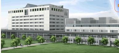 潍坊医学院  校园一角