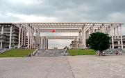 广东工业大学  校园一角