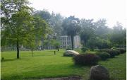 西安建筑科技大学  校园一角