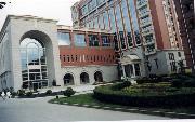 上海交通大学医学院  校园一角