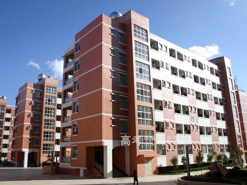 云南财经大学  校园一角