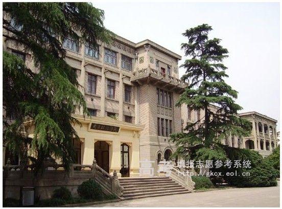 解放军南京政治学院  校园一角
