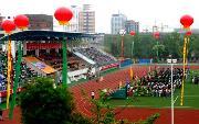 西藏民族学院  校园一角