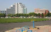 河南科技学院  校园一角