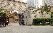 上海戏剧学院  校园一角