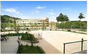 贵州财经大学商务学院校园环境