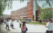 宁夏工商职业技术学院  校园一角