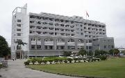 广西国际商务职业技术学院  校园一角