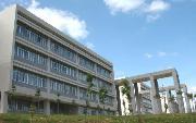 广西交通职业技术学院  校园一角