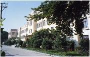 哈尔滨体育学院  校园一角