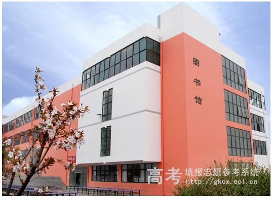 青岛黄海学院 图书馆