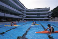 香港城市大学香港城市大学一角