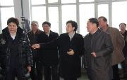 新疆体育职业技术学院  校园一角