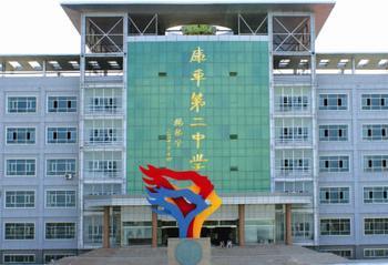 新疆库车县第二中学新疆库车县第二中学校园环境