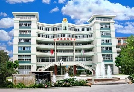 广东省广州市西关外国语学校广东省广州市西关外国语学校校园环境