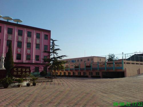 河北省赵县第六中学河北省赵县第六中学校园环境