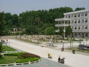江西省乐安县第一中学江西省乐安县第一中学校园环境