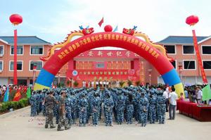 安徽省六安新世纪学校安徽省六安新世纪学校校园环境