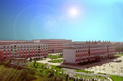 河南省陕县第一初级中学河南省陕县第一初级中学校园环境