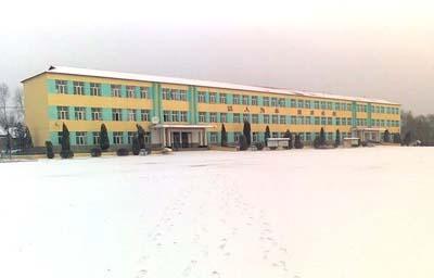 黑龙江省密山市第五中学黑龙江省密山市第五中学校园环境