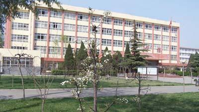 河南省安阳市第二中学河南省安阳市第二中学校园环境