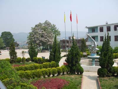 贵州省大方县坡脚中学贵州省大方县坡脚中学校园环境