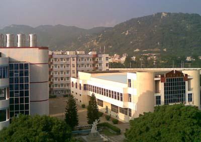 福建省泉州科技中学福建省泉州科技中学校园环境