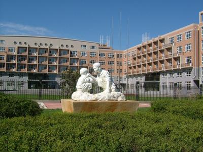 黑龙江省哈尔滨市第九中学黑龙江省哈尔滨市第九中学校园环境