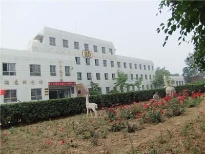 河北省藁城市第八中学河北省藁城市第八中学校园环境