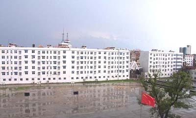 湖北省浠水县实验中学湖北省浠水县实验中学校园环境