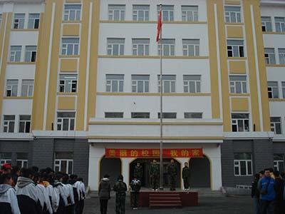 黑龙江省哈尔滨市第五十九中学黑龙江省哈尔滨市第五十九中学校园环境