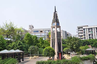 重庆市两江中学校重庆市两江中学校校园环境