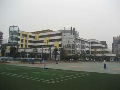 海南省国科园实验学校中学部海南省国科园实验学校中学部校园环境
