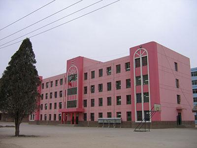 甘肃省会宁县枝阳中学甘肃省会宁县枝阳中学校园环境