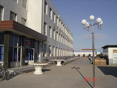 内蒙古霍林郭勒市第三中学内蒙古霍林郭勒市第三中学校园环境