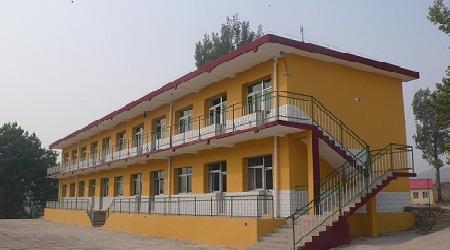 河北省抚宁县第六中学河北省抚宁县第六中学校园环境