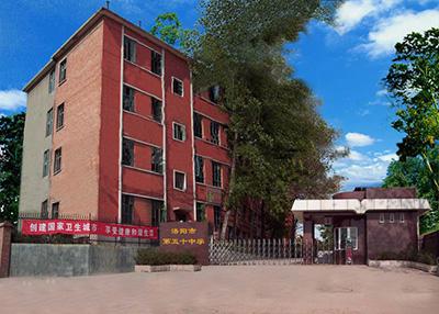 河南省洛阳市第五十中学河南省洛阳市第五十中学校园环境