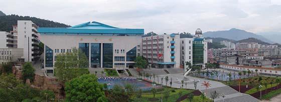 湖南省郴州市第二中学湖南省郴州市第二中学校园环境