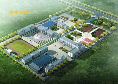 山西省怀仁县巨子学校高中部山西省怀仁县巨子学校高中部校园环境