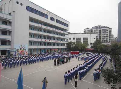 贵州省贵阳市第二十七中学贵州省贵阳市第二十七中学校园环境