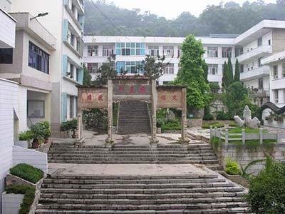 贵州省兴义第一中学贵州省兴义第一中学校园环境
